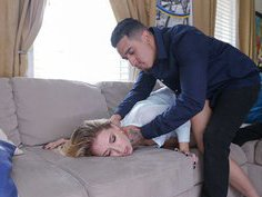 Teen craves for some rough fucked