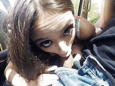 Tight teen Lucy Doll pounded by stranger