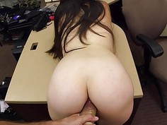 Ex dominatrix pounded by pervy pawn dude