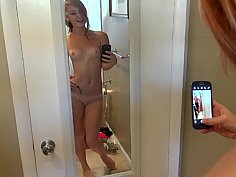 Nude snaps turned into action