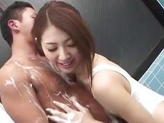 Riko loves a wet dick down her throat