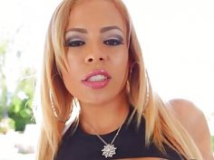 Voluptuous and horny Luna Star teases gets banged by Lexs bbc