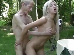 Old Young Porn Teen Gold Digger Anal Sex With Old