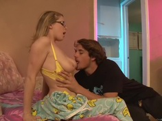 Penny Pax Seduced at the Sleep Over