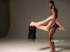 Grace Erotic Photoshoot